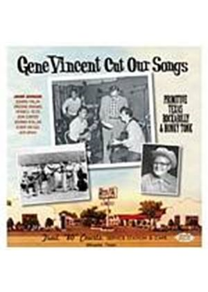 Various Artists - Gene Vincent Cut Our Songs (Music CD)