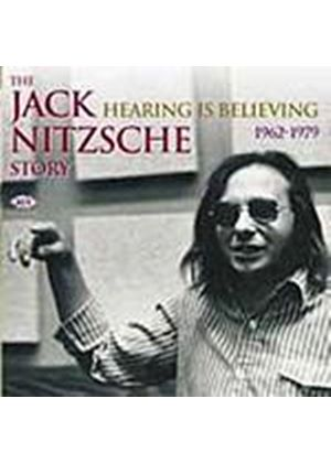 Various Artists - Jack Nitzsche Story (Music CD)