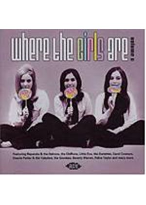 Various Artists - Where The Girls Are - Volume 6 (Music CD)