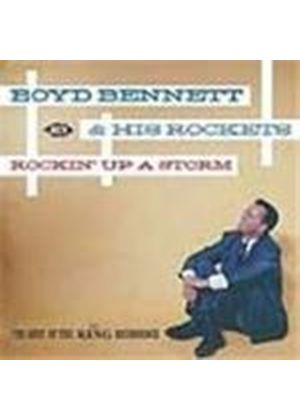 Boyd Bennett & His Rockets - Rockin' Up A Storm (The Best Of The King Recordings) (Music CD)