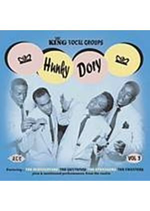 Various Artists - Hunky Dory King Vocal Groups - Vol. 3 (Music CD)