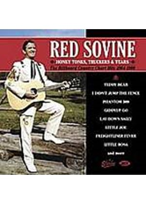 Red Sovine - Honky Tonks Truckers And Tears (Music CD)