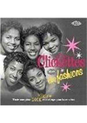 Clickettes - Clickettes Meet The Fashions, The (Their Complete Dice Recordings)