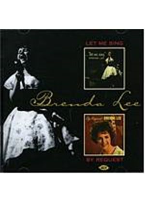 Brenda Lee - Let Me Sing/By Request (Music CD)