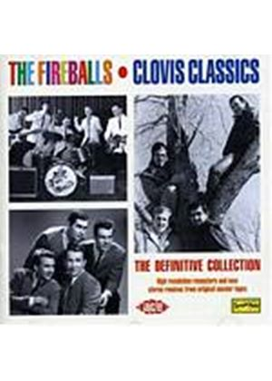 The Fireballs - Clovis Classics - The Definitive Collection (Music CD)