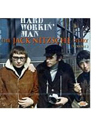 Various Artists - Hard Workin Man: The Jack Nitzsche Story - Vol. 2 (Music CD)