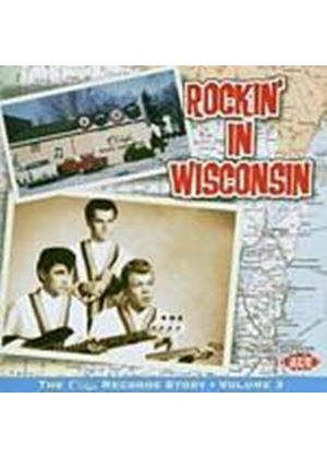 Various Artists - Rockin In Wisconsin - The Cuca Records Story Vol. 3 (Music CD)