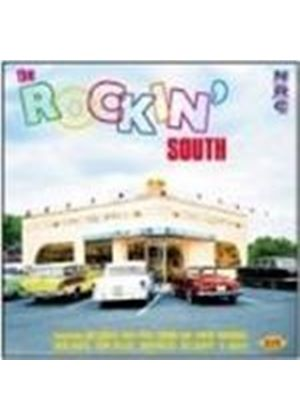 Various Artists - The Rockin South (Music CD)