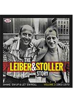 Various Artists - The Leiber And Stoller Story - Vol. 3 (Music CD)