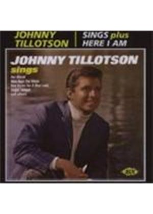 Johnny Tillotson - SINGS / HERE I AM