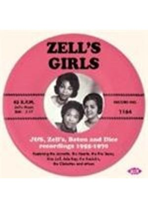 Various Artists - ZELL'S GIRLS BATON & DICE
