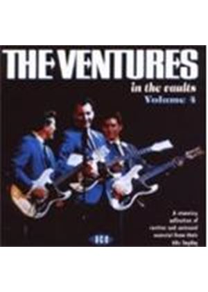 The Ventures - In The Vaults Volume 4 (Music CD)