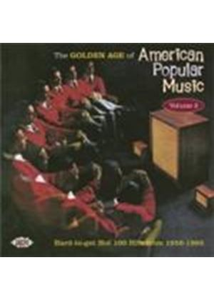 Various Artists - Golden Age Of American Popular Music Vol.2, The (Hard-To-Get Hot 100 Hits From 1956-1965) (Music CD)