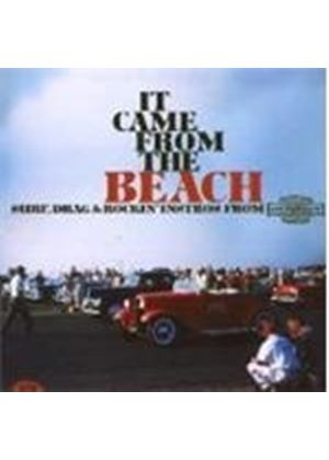 Various Artists - It Came From The Beach - Surf, Drag And Rockin' Instro's