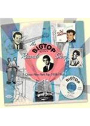 Various Artists - Big Top Records Story, The (Classic New York Pop 1958-1964) (Music CD)