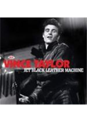 Vince Taylor - Jet Black Leather Machine (Music CD)
