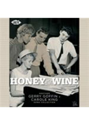 Various Artists - Honey And Wine (Another Gerry Goffin And Carole King Song Collection) (Music CD)