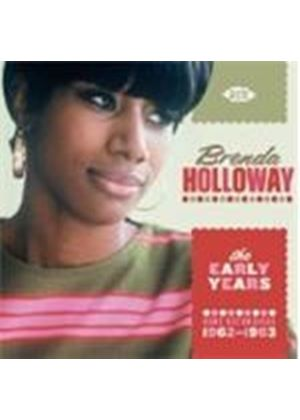 Brenda Holloway - Early Years, The (Rare Recordings 1962-1963) (Music CD)