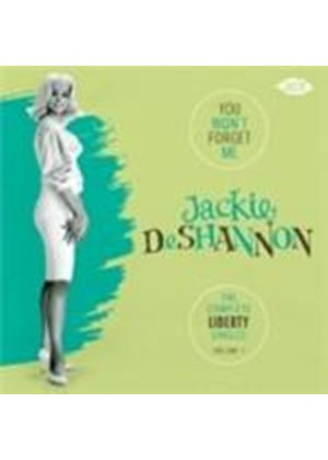 Jackie De Shannon - You Won't Forget Me (Music CD)