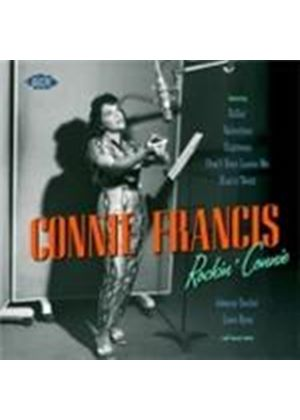 Connie Francis - Rockin' Connie (Music CD)
