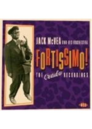 Jack Mcvea & His Orchestra - Fortissimo (Combo Recordings) (Music CD)