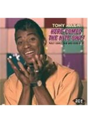 Tony Allen - Here Comes The Nite Owl (Music CD)