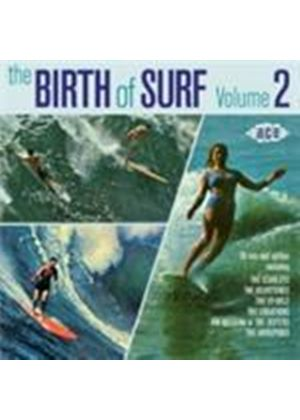 Various Artists - Birth Of Surf Vol.2, The (Music CD)