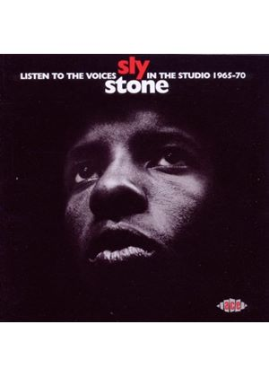 Various Artists - Listen To The Voices (Sly Stone In The Studio 1965-1970) (Music CD)