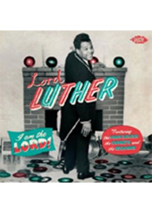 Lord Luther - I Am The Lord (Music CD)