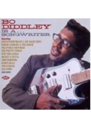 Various Artists - Bo Diddley Is A...Songwriter (Music CD)