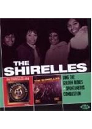Shirelles (The) - Sing The Golden Oldies/Spontaneous Combustion (Music CD)