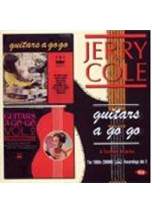 Jerry Cole - Guitars A Go-Go (The 1960's Crown Recordings Vol. 2) (Music CD)