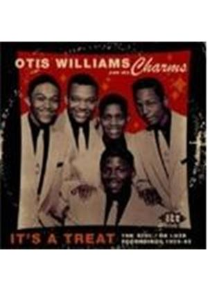 Otis Williams & The Charms - It's A Treat (Music CD)