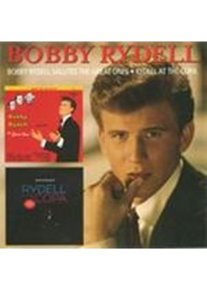 Bobby Rydell - Bobby Rydell Salutes The Great Ones/Rydell At The Cope (Music CD)