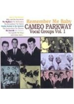 Various Artists - Remember Me Baby (Cameo Parkway Vocal Groups Vol.1) (Music CD)