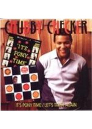 Chubby Checker - It's Pony Time/Let's Twist Again (Music CD)