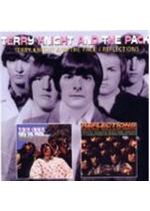 Terry Knight & The Pack - Terry Knight And The Pack/Reflections (Music CD)