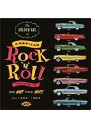 Various Artists - Golden Age Of Rock 'n' Roll Vol.12, The (Music CD)