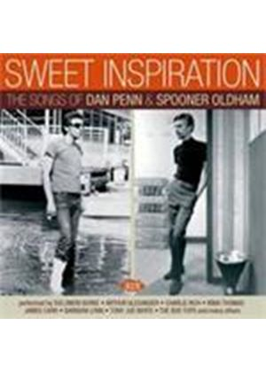 Various Artists - Sweet Inspiration (The Songs Of Dan Penn And Spooner Oldham) (Music CD)