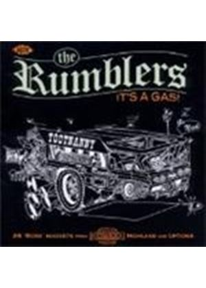 Rumblers - It's A Gas (Music CD)