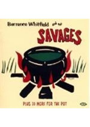 Barrence Whitfield & The Savages - Barrence Whitfield And The Savages (Music CD)