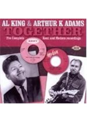 Al King & Arthur K. Adams - Together Complete Kent And Modern Recordings (Music CD)
