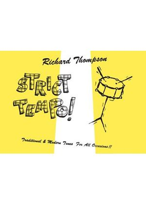 Richard Thompson - Strict Tempo! (Music CD)