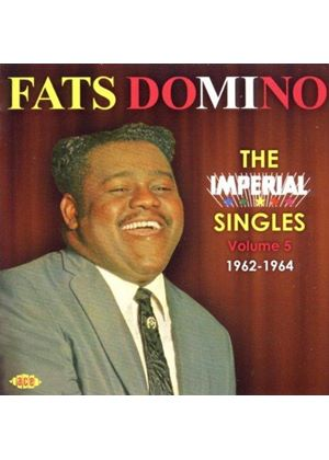 Fats Domino - Imperial Singles, Vol. 5 (1962-1964) (Music CD)