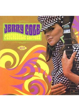 Jerry Cole - Psychedelic Guitars (Music CD)