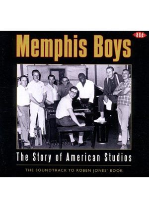Various Artists - Memphis Boys ~ The Story Of American Studios (Music CD)