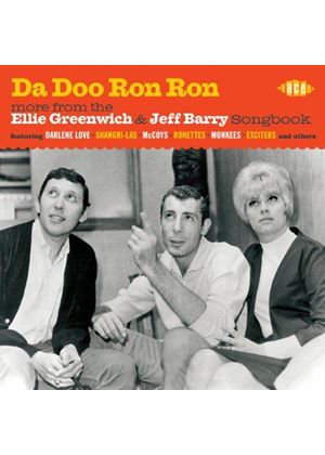 Various Artists - Da Doo Ron Ron - More From The Ellie Greenwich & Jeff Barry Songbook (Music CD)