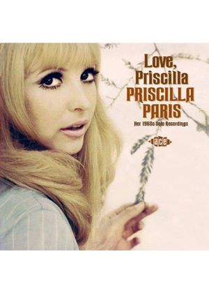 Priscilla Paris - Love Priscilla (Music CD)