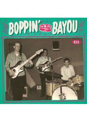 Various Artists - Boppin' By The Bayou (Music CD)