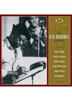 Various Artists - Handy Man (The Otis Blackwell Story) (Music CD)